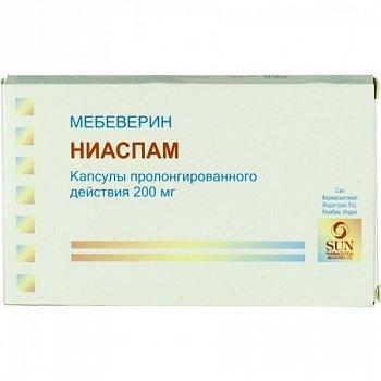 Действие препарата препарата мебеверина гидрохлорид при панкреатите