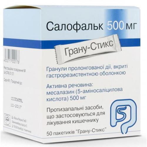 Аналоги таблеток месалазин