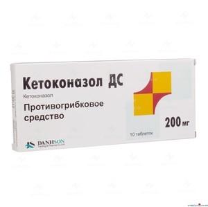 Кетоконазол: инструкция по применению, цена