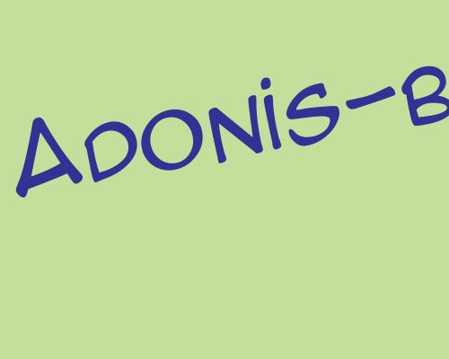 Адонис бром: показания к применению