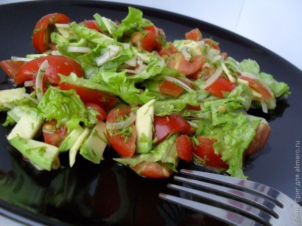 10 вкусных диетических салатов