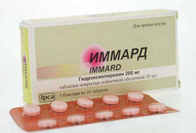 Поможет ли иммард при ревматоидном артрите, и когда его не стоит принимать?