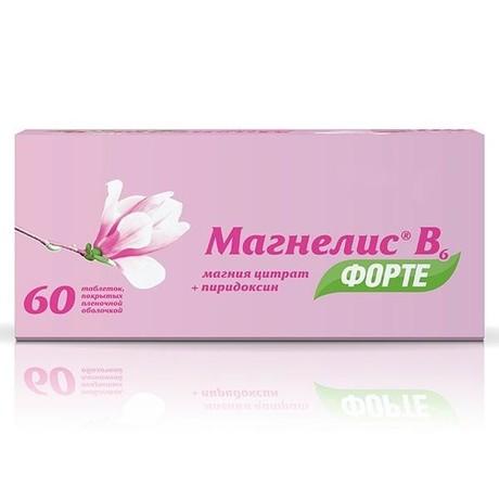 Магнелис в6 форте: инструкция по применению, аналоги и отзывы, цены в аптеках россии