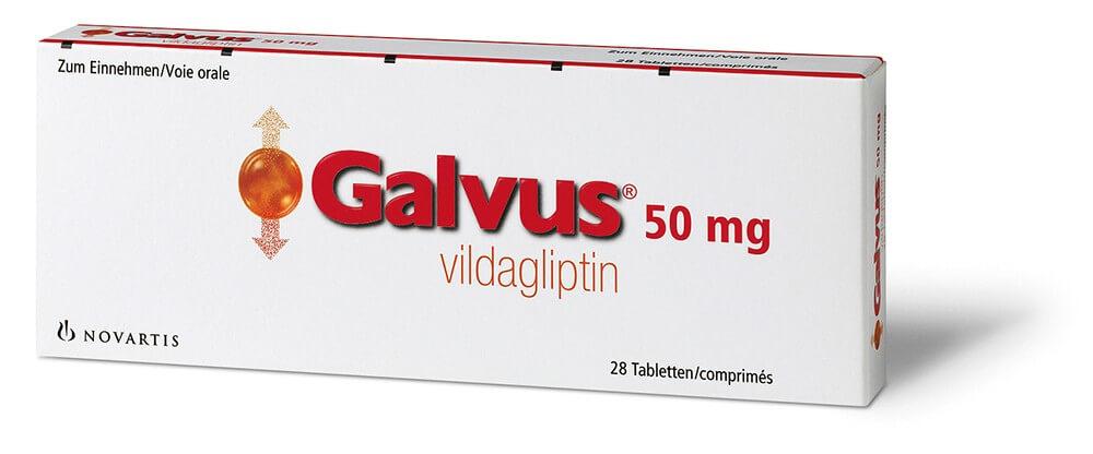 Инструкция по применению препарата вилдаглиптин