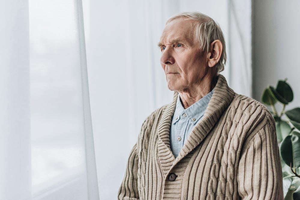 Деменция перед смертью