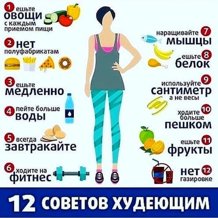 Самые Важные Правила При Похудении. Золотые правила похудения, которые реально работают
