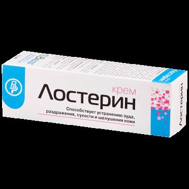 Применение крема лостерин в лечении дерматита