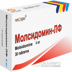 Молсидомин-лф