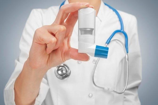 Сколько люди живут с бронхиальной астмой?