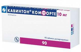 Особенности приема циннаризина и глицина