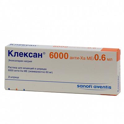 Как применяется препарат клексан: польза и вред