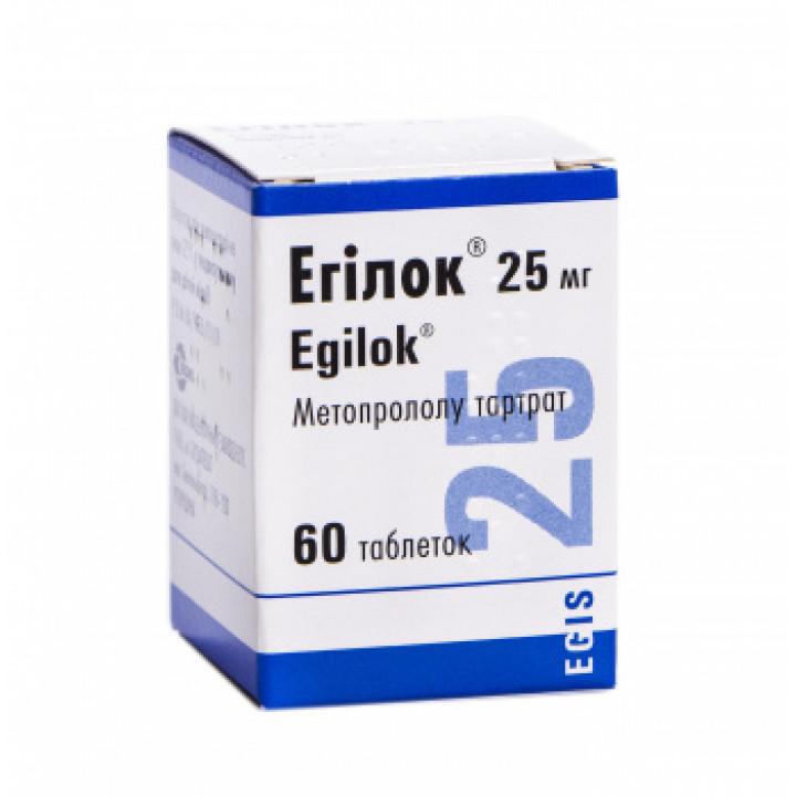 Инструкция по применению препарата эгилок — при каком давлении и как правильно принимать?