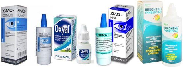 Визоптик (глазные капли): инструкция по применению, цена, отзывы, состав, аналоги