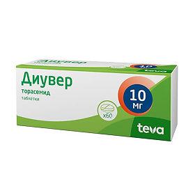 Диувер: инструкция по применению, аналоги и отзывы, цены в аптеках россии