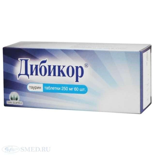 Дибикор — средство для борьбы с диабетом