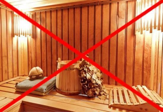 Можно при бронхиальной астме посещать баню