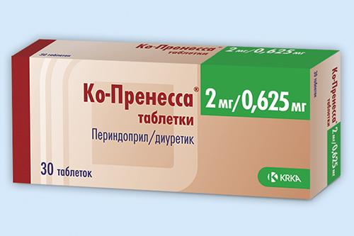 Антигипертензивное лекарство периндоприл: инструкция, цена и аналоги препарата