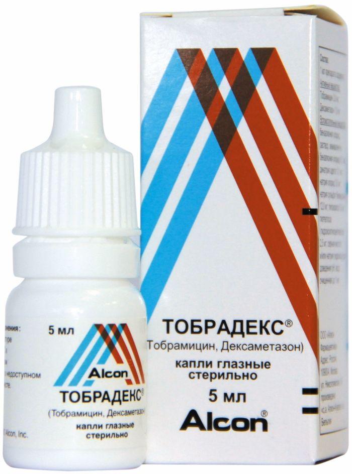 Тобразон (глазные капли): инструкция по применению, цена, аналоги, отзывы, состав