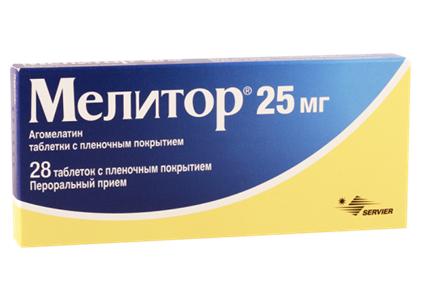 Агомелатин   agomelatine