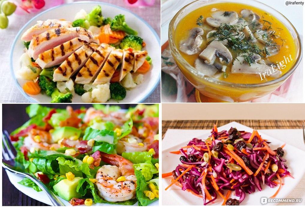 Буч диета (белково-углеводное чередование)