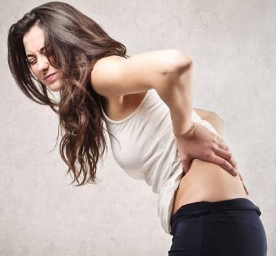 При кашле болит спина в области лопаток
