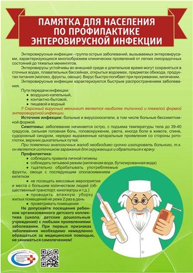 Симптомы и лечение энтеровирусной инфекции у детей