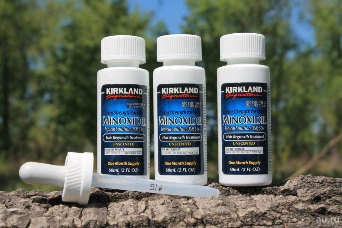 Миноксидил для волос и роста бороды (kirkland): стоимость, отзывы