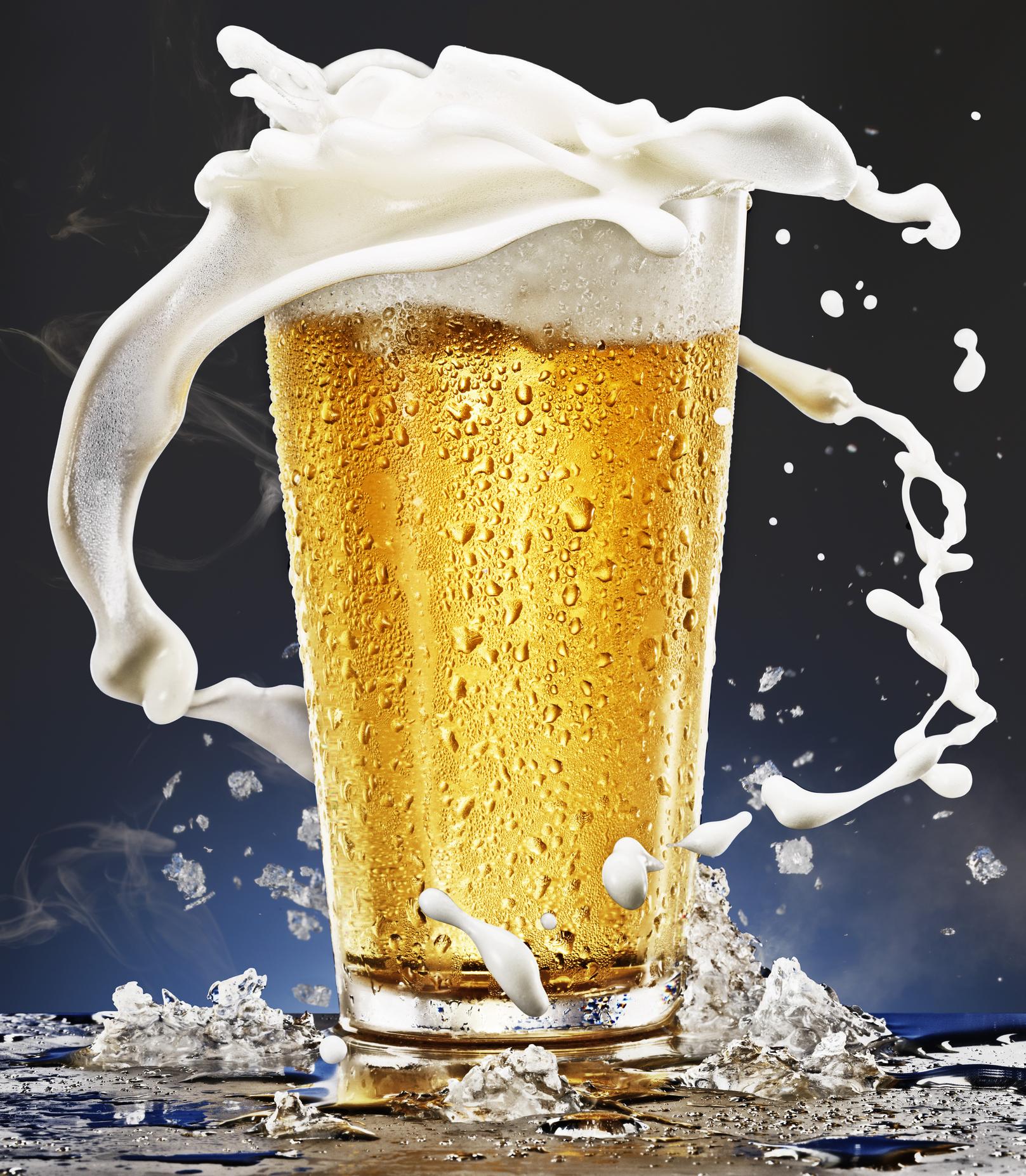 Помогает ли горячее пиво от кашля?