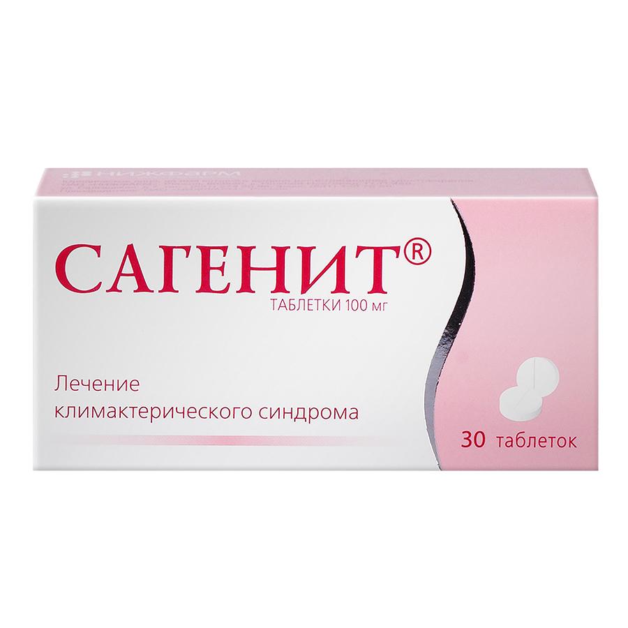 Сагенит – инструкция по применению, отзывы, цена, аналоги, таблетки
