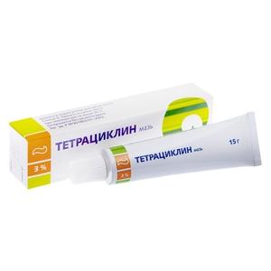 Таблетки 200 мг и мазь тетрациклин: инструкция, цена и отзывы