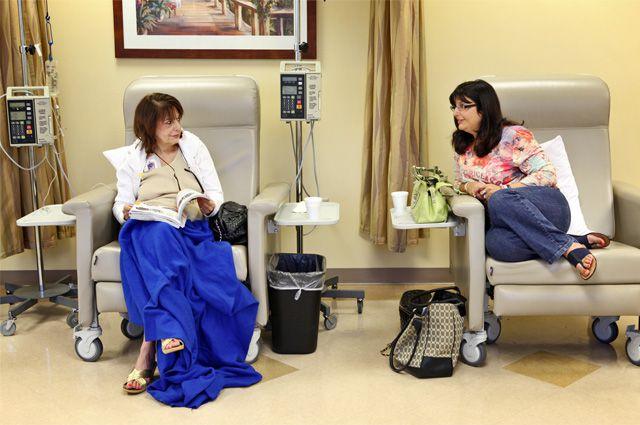 Химиотерапия злокачественных новообразований