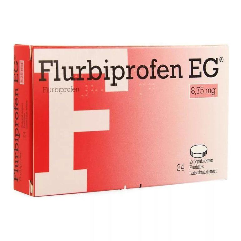 Флурбипрофен, flurbiprofen – инструкция по применению лекарства, отзывы, описание, цена