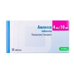 Ко-амлесса: состав, показания, дозировка, побочные эффекты