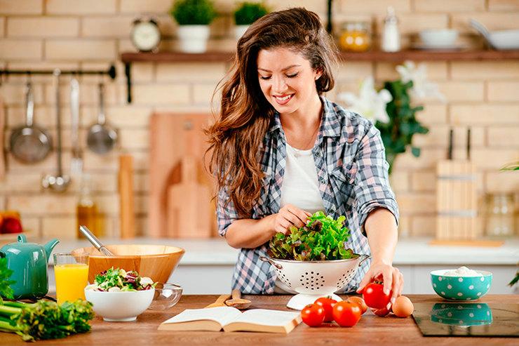 Действенное похудение при помощи активной диеты