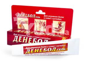 Лекарства - денебол