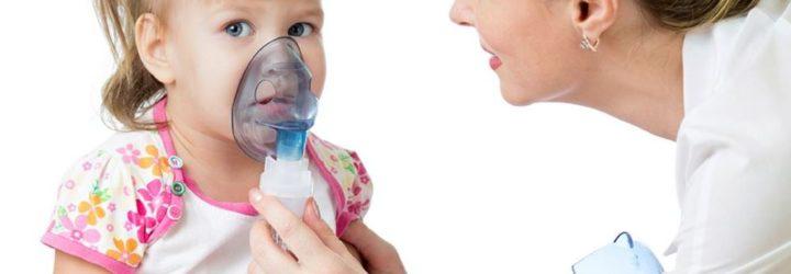 Ингаляции с физраствором при кашле у детей: дозировка