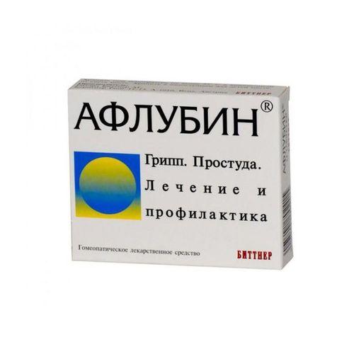 «афлубин» (таблетки): цена лекарства, инструкция по применению и аналоги