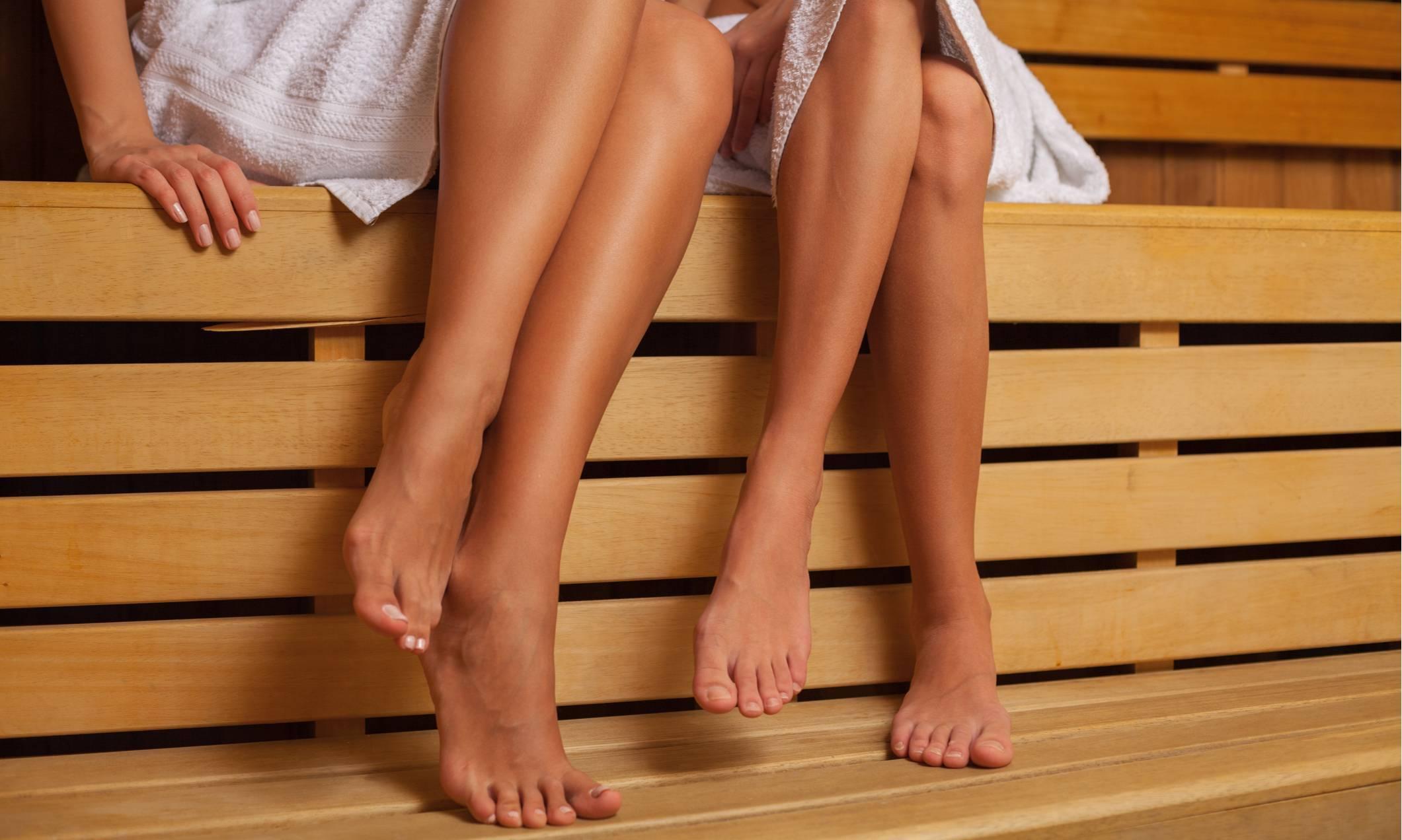 Можно ли при трахеите в баню
