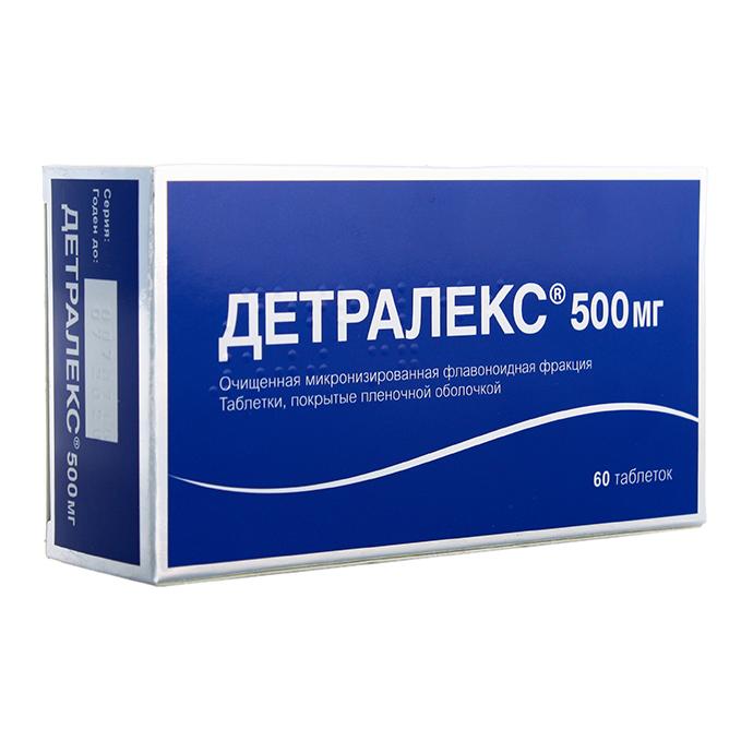 Флебодиа 600 или детралекс что лучше при геморрое