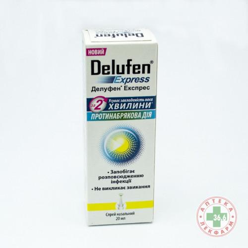 Отзывы о препарате делуфен