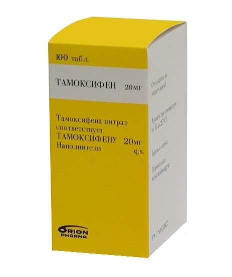 Тамоксифен – гормоны в борьбе с раком молочной железы