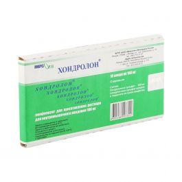 Высокоэффективные уколы хондролон против обострений остеохондроза