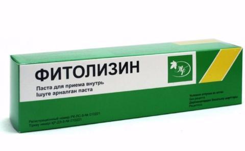Фитолизин: инструкция по применению и для чего он нужен, цена, отзывы, аналоги