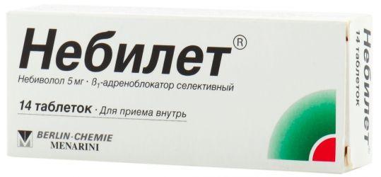 Таблетки от давления «небиволол»: инструкция, цены и реальные отзывы