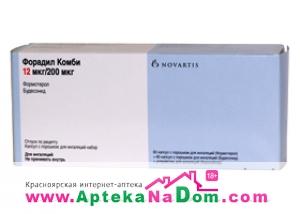 Отзывы о препарате форадил