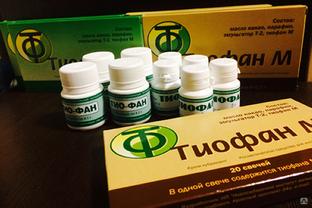 Тиофан: отзывы и инструкция к препарату