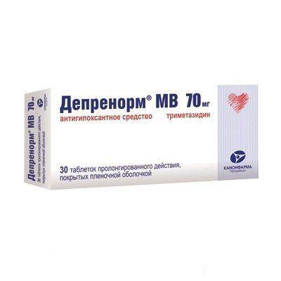 Как принимать препарат депренорм в таблетках - состав, показания, дозировка, аналоги и цена