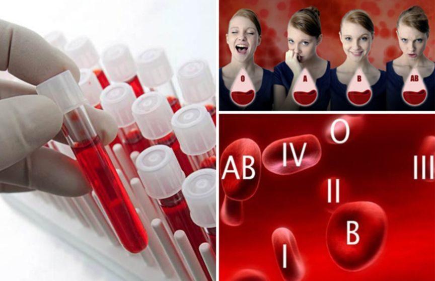 Заболевания по группам крови человека