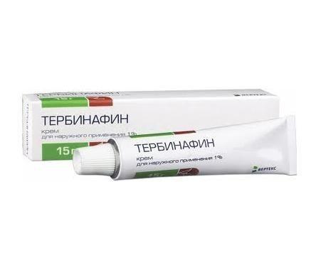 Тербинафин, таблетки