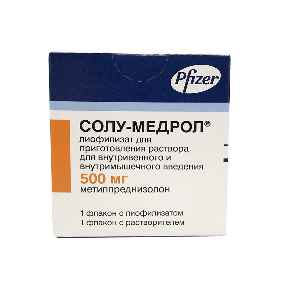 Результаты применения солу-медрол при заболеваниях щитовидной железы